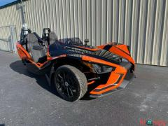 2017 Polaris Slingshot SLR Orange