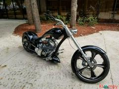 2012 Custom Built Chopper Custom