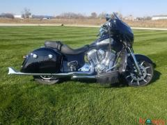 2017 Indian Chieftain Limited Thunder
