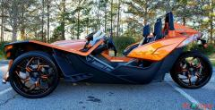 2015 POLARIS SLINGSHOT SL LIMITED EDITION