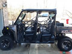 2017 Polaris Ranger XP 1000 Crew Cab