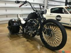 2019 Custom Built Motorcycles Bobber Show Bike