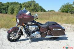 2019 Indian Chieftain Limited Dark Walnut