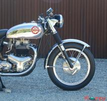 1962 BSA Gold Star  650cc Rocket