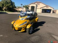 2015 Can-Am Spyder Limited RT - Image 16/17