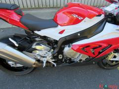 2015 BMW S1000RR RED/WHITE