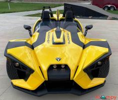 2019 Slingshot Slingshot SL ICON Yellow