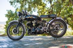1951 Vincent Series C Black Shadow