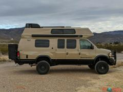 2010 Ford E-Series Van Superduty 4x4 Sportsmobile
